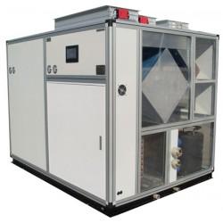 三集一泳池恒温除湿热泵机组丨超低温热泵