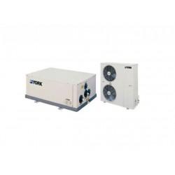 约克YES-slim变频多联家用中央空调