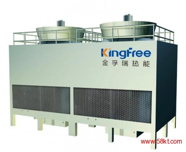 全钢型方型冷却塔