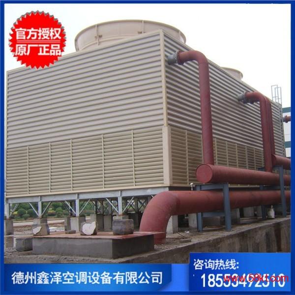低噪声型横流式冷却塔