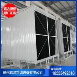 方形逆流式玻璃钢冷却塔 工业用冷却塔, 工业冷却塔