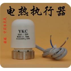 地暖分水器控制器电热执行器