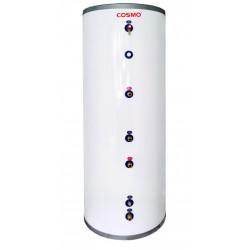 科斯曼 单盘管 双盘管水箱 缓冲水箱