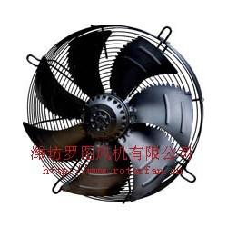 济南低噪音轴流风扇