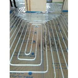 南通依玛地暖锅炉施工安装