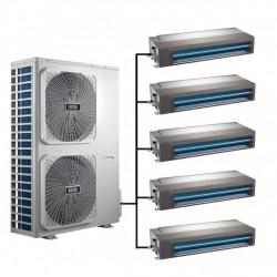 全直流变频家庭中央空调