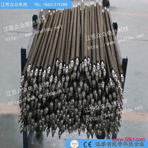 不锈钢散热片式电热管