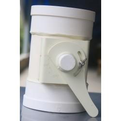 PVC/PP手动防腐风阀 风量调节阀