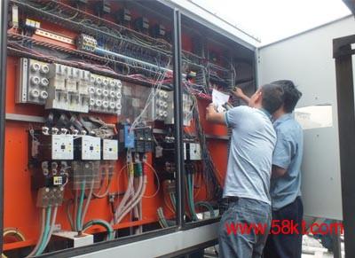 冷却塔系统维护与保养