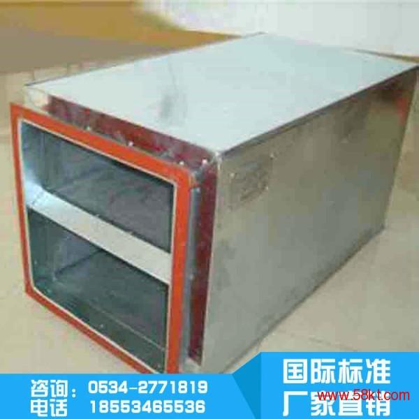 镀锌风管阻抗复合消声器  消声静压箱