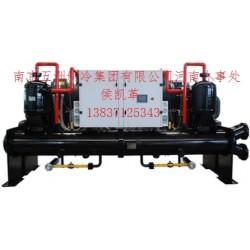 满液式中低温冷水机组, 能效比高,完全冷却