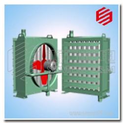 Q型蒸汽暖风机高效热, 高热效、低噪音