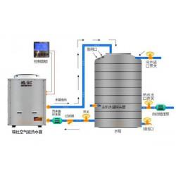 山东学校宿舍空气源热水器