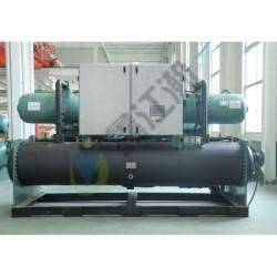 螺杆式水源热泵机组 中央空调水源热泵主机, 能效比高 厂家直销