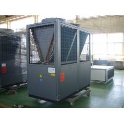 低温喷气增焓风冷模块冷热水机组
