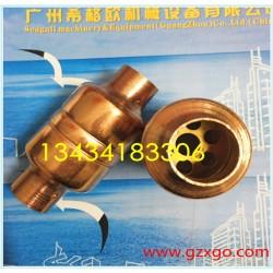 紫铜过滤器空气源热泵空调用