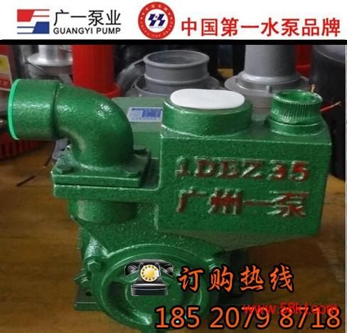 广一1DB-35型清水泵-家用泵-抽水泵