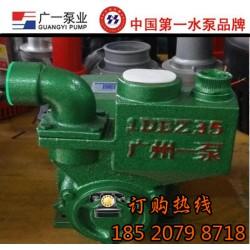 广一1DB-35型清水泵-家用泵-抽水泵, 中国驰名商标