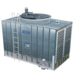 明新冷却塔 工业闭式冷却塔 密闭式冷却塔