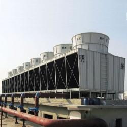 明新冷却塔 超低噪型冷却塔 低噪声冷却塔