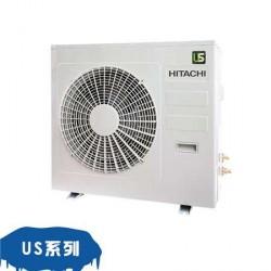 日立中央空调US系列, 环保,节能,舒适,安装方便,噪音小