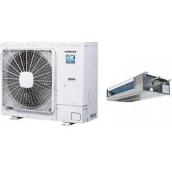 日立中央空调EX-PRO系列, 舒适,节能,噪音小