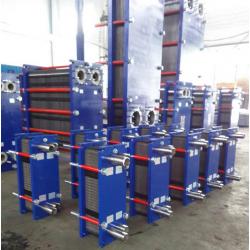 全焊接可拆式钎焊板式换热器