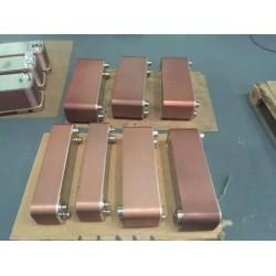 钎焊板式换热器 板式换热器 油水换热器