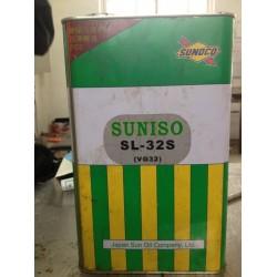 太阳SL32S冷冻油
