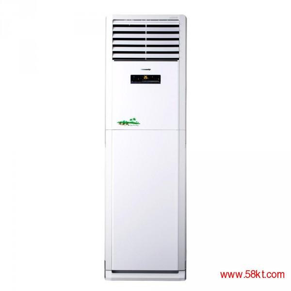 格力5匹空调立柜式清新风空调