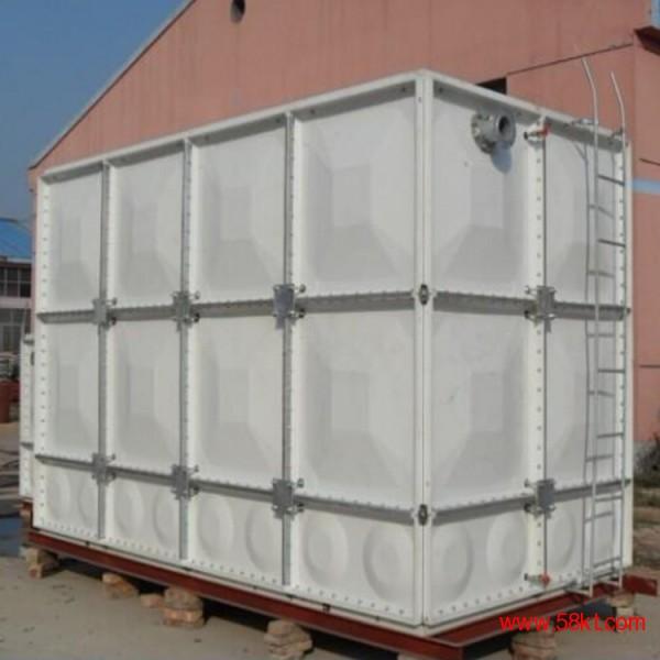 组合式镀锌钢板水箱