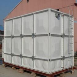 组合式镀锌钢板水箱, 不变形,耐腐蚀,容易清洁