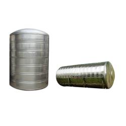 不锈钢圆形保温水箱