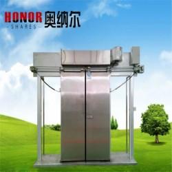 电动平移门 不锈钢电动平移门, 不生锈、不变形、重量轻、隔热性能好