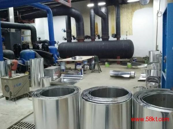 中央空调管道设备保温