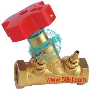 螺纹数字锁定静态平衡阀SP15F