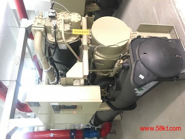 特灵螺杆式热泵机组保养