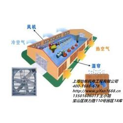 上海降温通风设备-通风降温工程