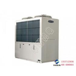 格力热回收模块式风冷冷水机组, 制冷换热