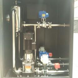 中央空调冷凝器全自动在线清洗装置