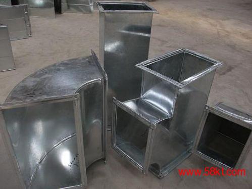 提供镀锌通风管道加工制作 十堰厂房加工