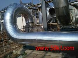 化工厂管道设备保温