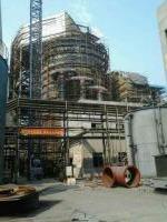 电厂脱硫塔本体保温
