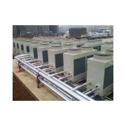 中央空调机组管道保温