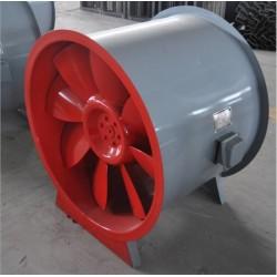 辽宁HTF(B)混流式高温排烟风机
