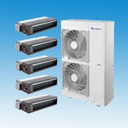 格力空调商用吊顶机 格力中央空调