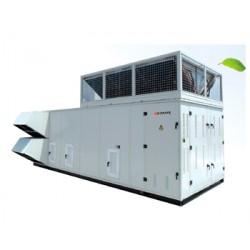 杭州国特中央空调屋顶式转轮热回收高效空调