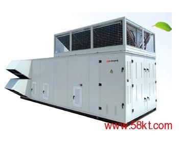 杭州国特中央空调屋顶式转轮热回收空调机组