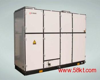 杭州国特中央空调冷凝排风热回收全新风立柜