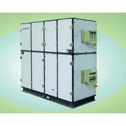 杭州国特中央空调冷凝排风热回收横卧